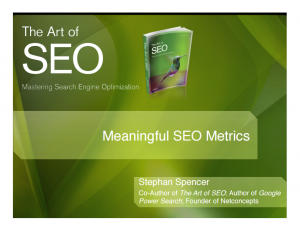 theartofseo meaningful metrics