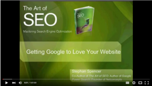 Getting Google to Love Your Website