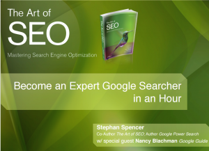 expert google searcher